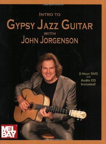 Download Introduction to Gypsy Jazz Guitar: John Jorgenson (Book/CD/DVD Set) ebook