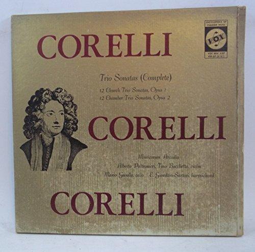 Corelli: Trio Sonatas (Complete) / Musicorum -