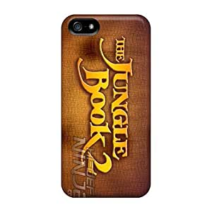 AlissaDubois iPhone 6 4.7 Anti-Scratch Hard Phone Cases Customized Lifelike The Jungle Book Image [vmv8952Wyou]