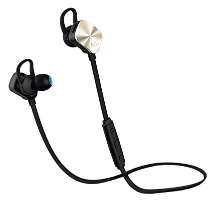 40e9b869705 Mpow Wolverine Bluetooth Headphones V4.1 Wireless Sport Headphones Noise  Cancelling In-ear Stereo