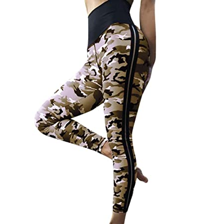 Apragaz Pantalones De Yoga Casual De Las Mujeres Pantalones ...