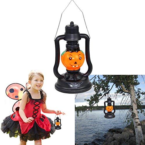 Halloween Pumpkin Lantern | Halloween Party Light Up Pumpkin Lantern | Scary Light Up Lantern | Dazzling Toys]()