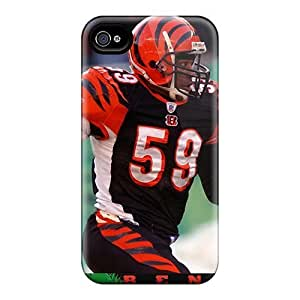 New Arrival Johnson Nfl Player DsHyuUR2328iFTeH Case Cover/ 4/4s Iphone Case