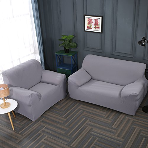 Light Grey Sofa Slipcover: Where To Find Recliner Cover Light Grey?
