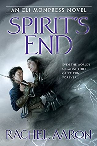 book cover of Spirit\'s End