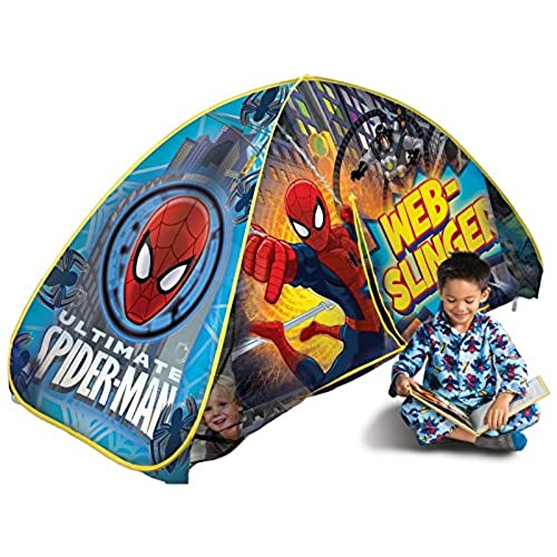 Playhut Spiderman Bed Tent  sc 1 st  Amazon.com & Kids Bed Tents: Amazon.com