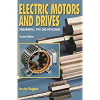 Electric Motors and Drives, Second Edition