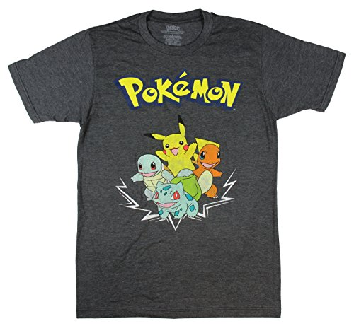 Pokemon Pikachu Graphic T-Shirt Photo - Pokemon Gaming