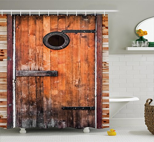 rustic-shower-curtain-by-ambesonne-photograph-of-antique-knotted-pine-wood-with-control-window-lumbe