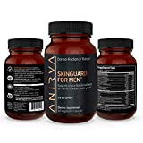SkinGuard for Men - Men's Skin Care Simplified, Anti-Aging Skin Care Supplement for Men, Helps Dry, Oily & Acne Prone Skin, Clear Skin Regimen Works from The Inside Out, Advanced Skin Care for Men