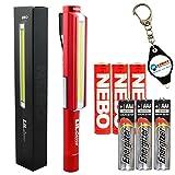 Bundle: Nebo LiL Larry Pocket Clip Magnetic LED - Best Reviews Guide