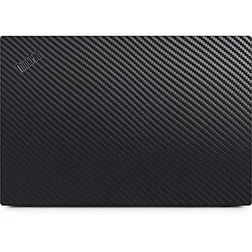 Skinit Carbon Fiber Thinkpad X1 Carbon (6th Gen, 2018) Skin - Lenovo Laptop Carbon Fiber Decal - Ultra Thin, Lightweight Vinyl Decal Protection