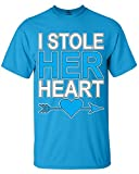 Best Shop4Ever Baes - Shop4Ever I Stole Her Heart T-shirt Couples Shirts Review