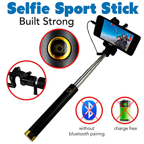 sleep more selfie stick for iphone 5 6 6 plus and android smartphones america speaks ink. Black Bedroom Furniture Sets. Home Design Ideas