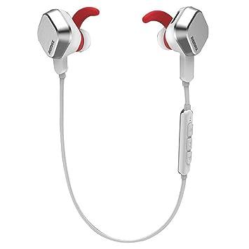 Asiright Remax - Auriculares inalámbricos con Bluetooth, Manos Libres, Deportivos, Reproductor de Música: Amazon.es: Electrónica
