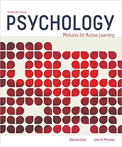 Psychology modules for active learning kindle edition by dennis psychology modules for active learning 13th edition kindle edition fandeluxe Images