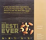 Best Bar Ever Protein Food Bar, Cookie Dough, 12 Count