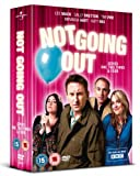 Not Going Out Complete Seasons 1-4 Box Set (UK IMPORT, REGION 2, PAL)