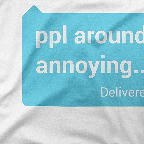 People Around Me Are So Annoying Femme T-shirt