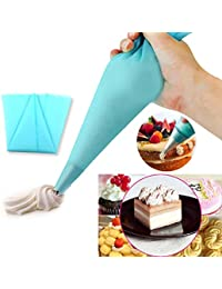 PickUp 1 Piece 30cm Silicone Pastry Cake tool Decorating Cream Icing Piping Bag cozinha Styling Tool Bakery Dessert Baking... deliver