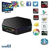 [2G+16G] Edal T95Z Android 6.0 TV BOX S912 Octa-core cortex-A53 Set-top andorid TV Box