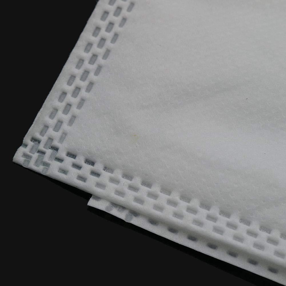 XZANTE 10 pz//Lotto buona qualita Aspirapolvere Non Tessuto Tipo P Filtro Sacchetto della Polvere per Bosch Hoover igienico Professionale BSG80000 468264