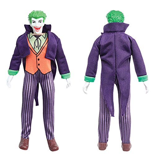 Batman Retro Action Figures Series 1: Joker [Loose in Factory Bag]