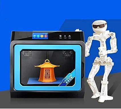 Industrial Impresora 3D Inteligente, Nivelación Automática, 4,3 ...