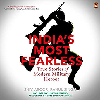 India's Most Fearless (Audio Download): Amazon in: Shiv Aroor, Rahul