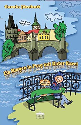Ein Morgen in Prag mit Kater Karel
