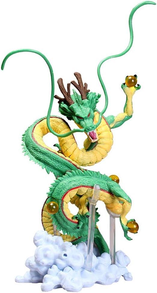 JNTM Animado Estático Figura Dragon Ball Z Shenron Colores ...