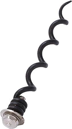 Cikuso 2 Paquetes De Repuesto Sacacorchos En Espiral/Gusano, Cambie Facilmente Las Espirales Al Desatornillar La Pieza Antigua