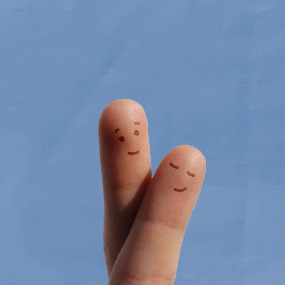 Kartenparadies Danksagung für für für Hochzeitsgeschenke Hochzeit Dankeskarte Fingerpaar, hochwertige Danksagungskarte Hochzeitsglückwünsche inklusive Umschläge   10 Karten - (Format  215x105 mm) Farbe  HellRosa B01NBWXEUU | Überlegen  | Nutz e7ecb3