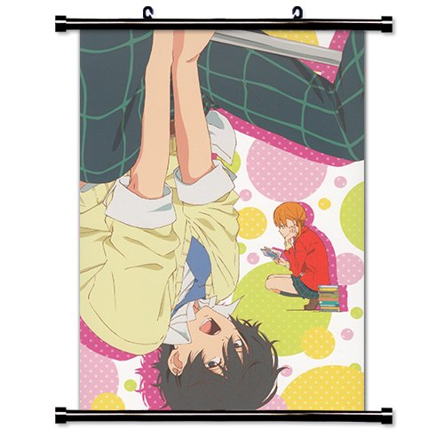 My Little Monster Anime Fabric Wall Scroll Poster (16 x 23) Inches.[WP]-My L-6
