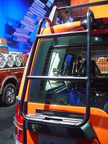 Rear Steel Roof Rack Ladder AGP780020 for Land Rover LR3 and LR4