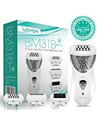 VOYOR Hair Removal for Women Facial Epilator Electric...