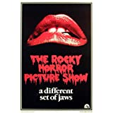 Posters: Rocky Horror Picture Show Poster - Tim Curry, Susan Sarandon, Logo (39 x 28 inches)