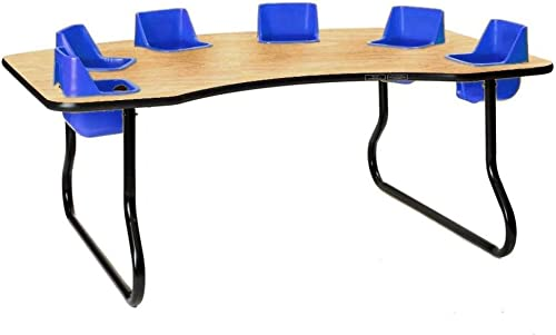 TODDLER TABLE 6 Seat Table, 27 Tall