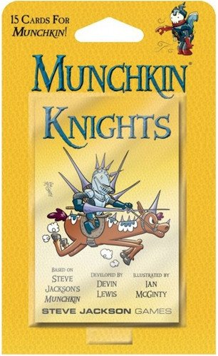 Steve Jackson Games Munchkin Knights Card Game
