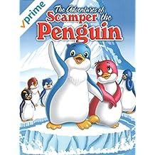 Scamper the Penguin