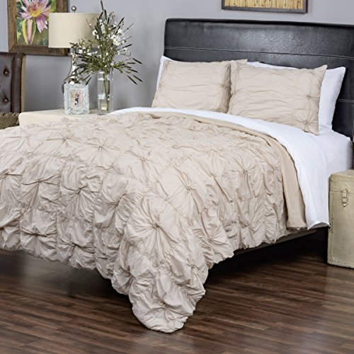 - Arden Loft Thistle Terrace Collection Dreamweaver Cappucino King Quilt Set