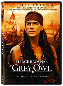 Grey Owl [Reino Unido] [DVD]