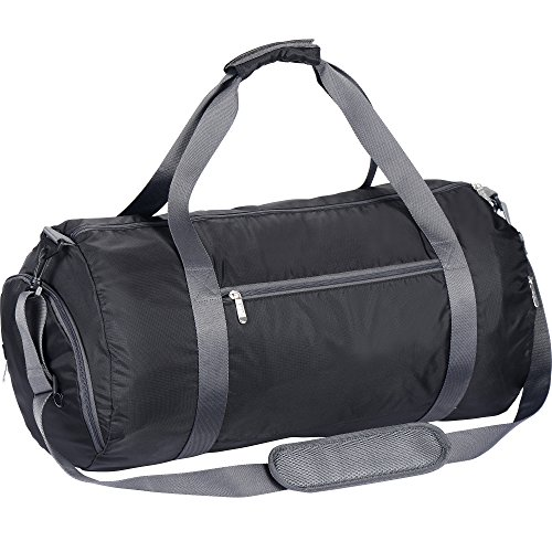 Gym Bag, Team Training Duffel Bag with Shoe Compartment- Medium