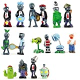 Oliasports 16 X Plants vs Zombies Toy Figures Toys Series Game
