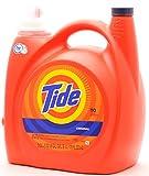 Tide Original Scent High Efficiency Laundry Detergent, 110 Loads 170 Oz