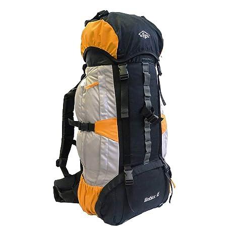 Hosa - Mochila de trekking MONTBLANC 65 litros - Mochila impermeable de senderismo, alpinismo y