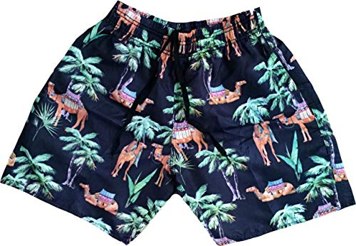 Shorts Bermuda Tactel Praia Estampado