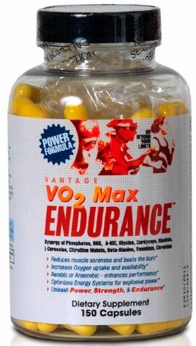 Sportquest Carbo Pro VO2 Max Endurance, 150 Capsules