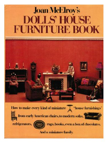 Dolls' House Furniture Book, used for sale  Delivered anywhere in USA