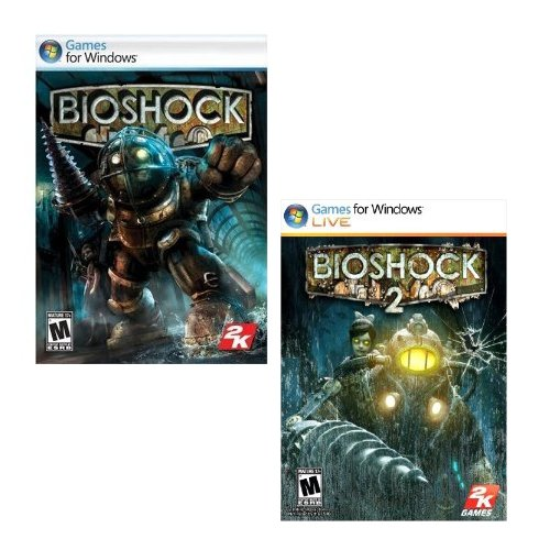 Bioshock Dual Pack [Online Game Code] image
